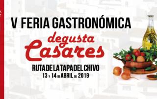 V Feria gastronómica Degusta Casares