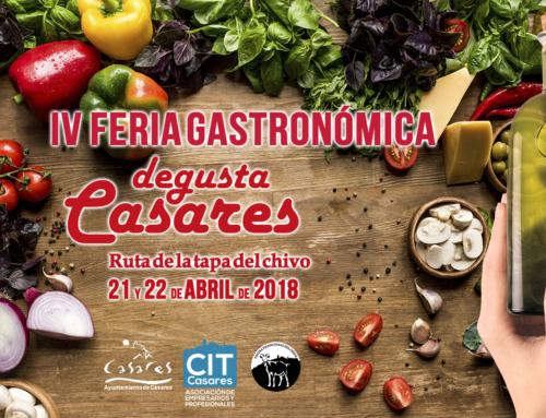 IV Feria gastronómica Degusta Casares