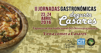II Jornadas gastronómicas Degusta Casares