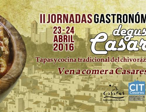 La segundas jornadas Degusta Casares incorporan un concurso para las escuelas de cocina