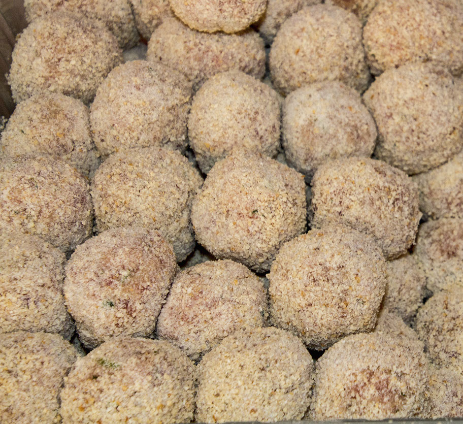 Albóndigas - Carnicería Cosme (Casares)