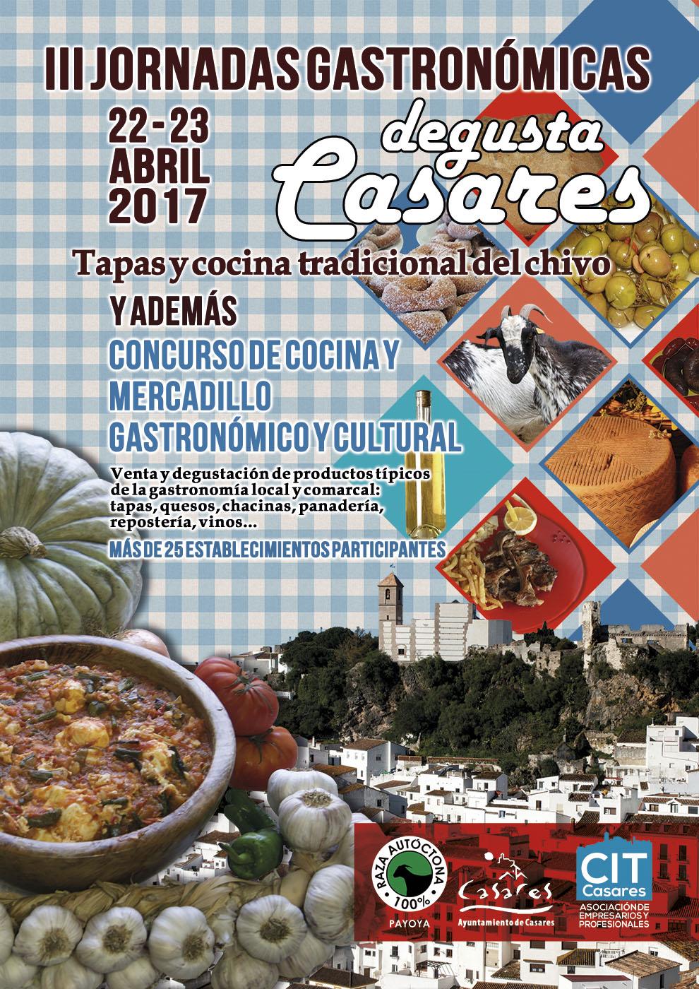 III Jornadas gastronómicas Degusta Casares