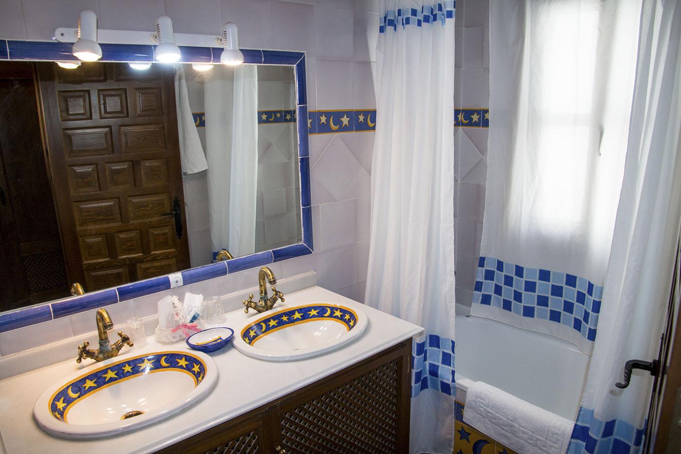 Hotel Rural Casares - Baño privado