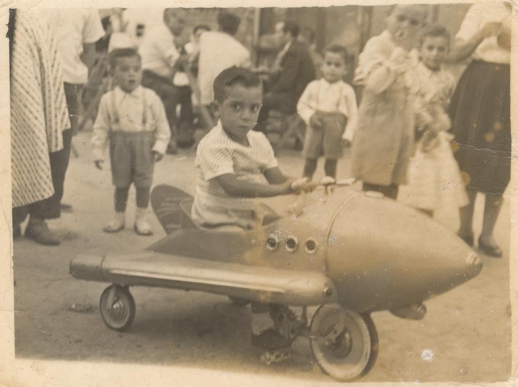 Fotografía: Archivo de Juan Ocaña Rios