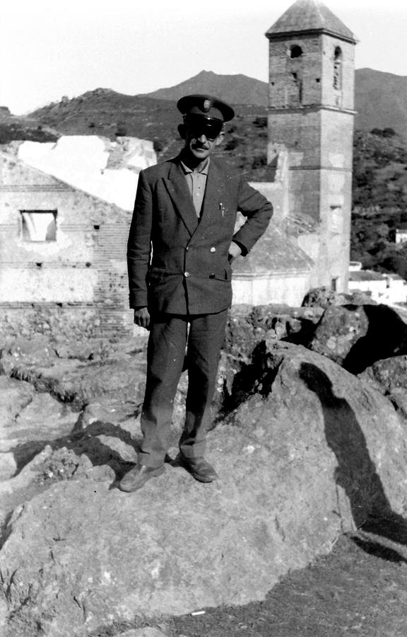 Juan Ocaña Ríos, 'el de las Monjas' (Fotografía: Hermanos Cordero)