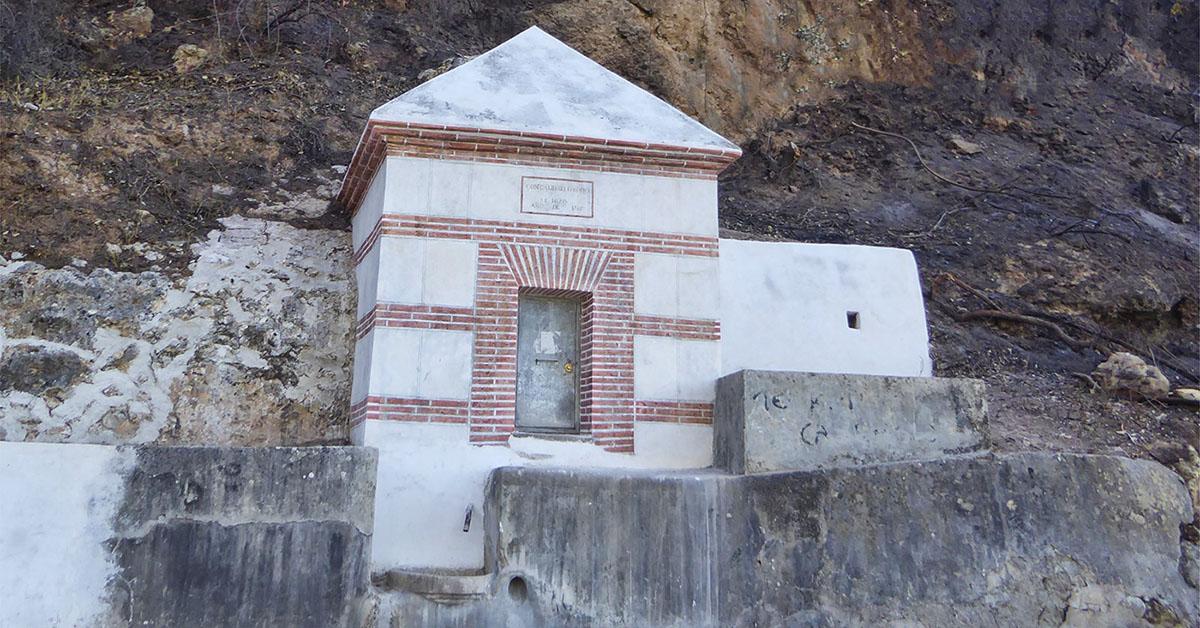Fuente de la Arquita (Casares)
