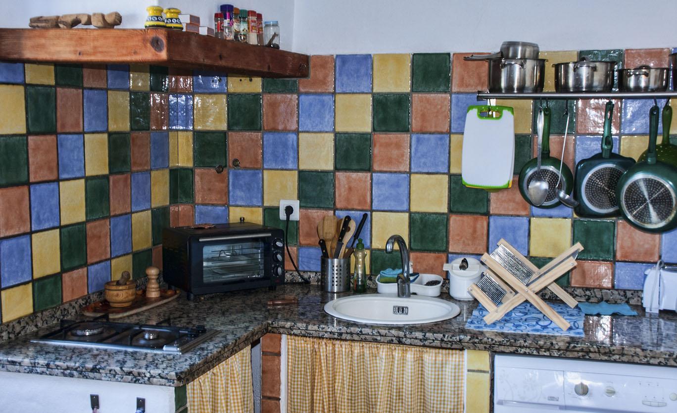 La Casita del Arrabal - cocina
