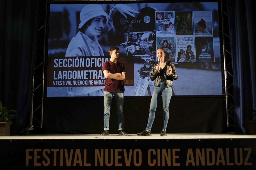 Diseño y gestión integral de eventos: Festival Nuevo Cine Andaluz