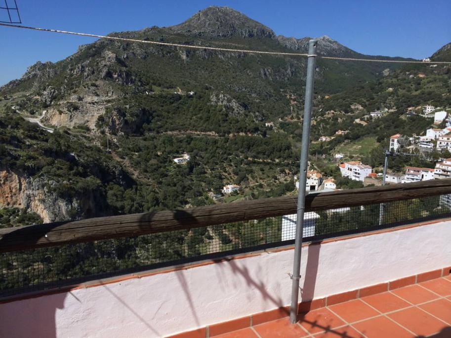 La Casita del Arrabal - Terraza