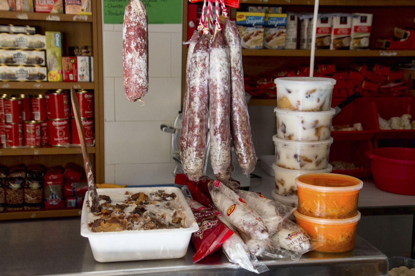 Carnicería Cosme (Casares)