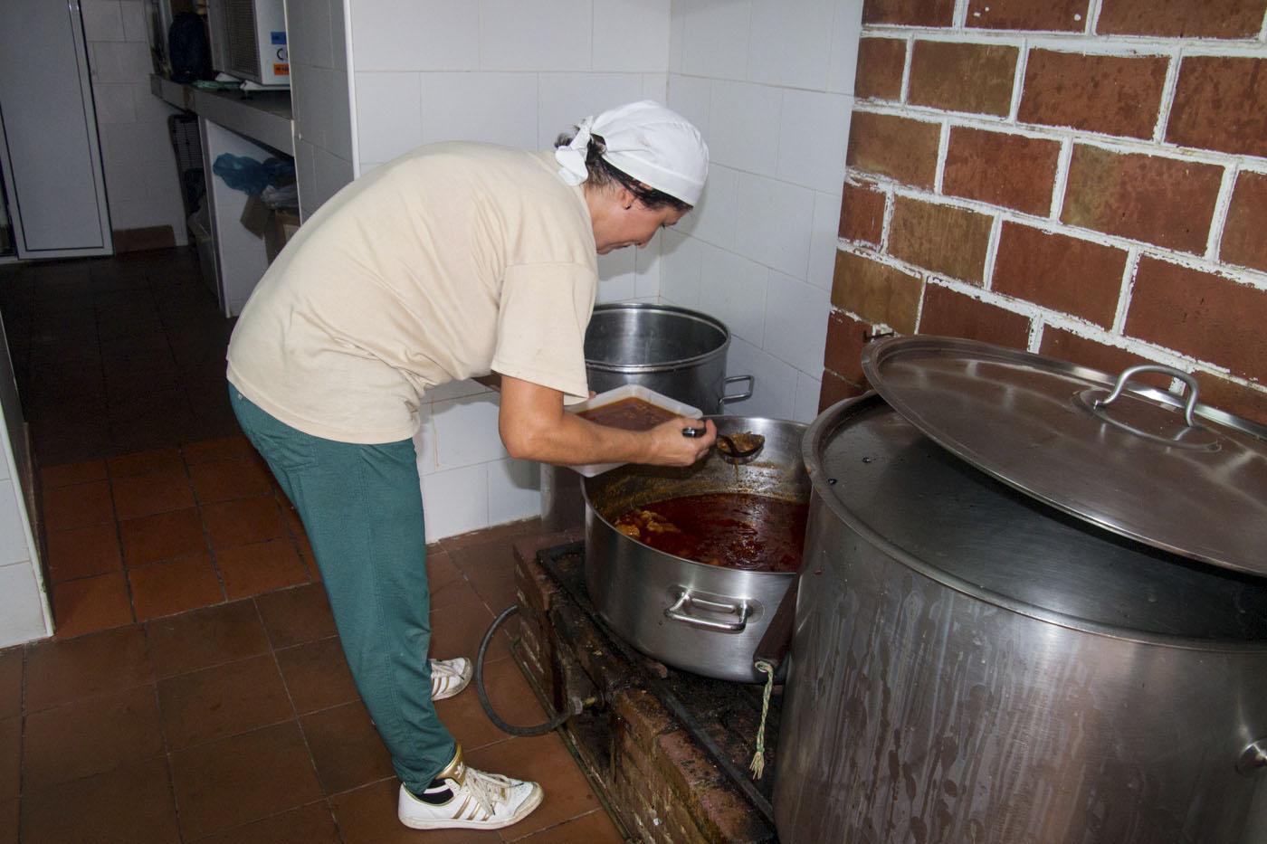 Lomos en manteca - Carnicería Cosme (Casares)