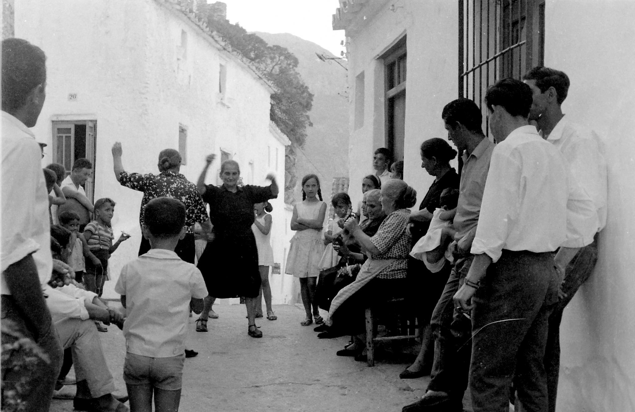 Baile de fandango casareño (Archivo Franchesca Ledesma Lazo)