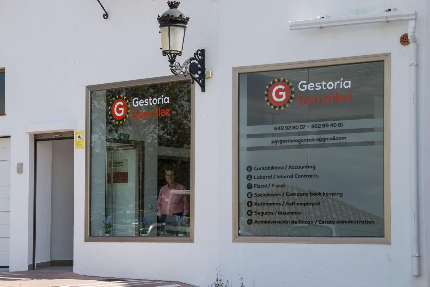 Gestoría González (Casares)