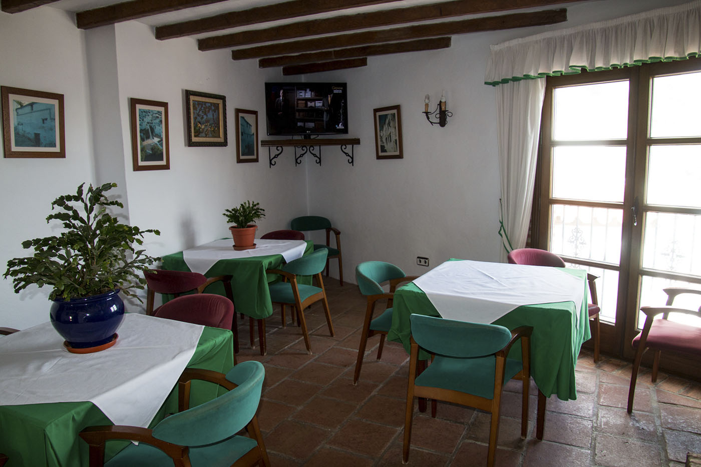 Hotel Rural Casares - Comedor