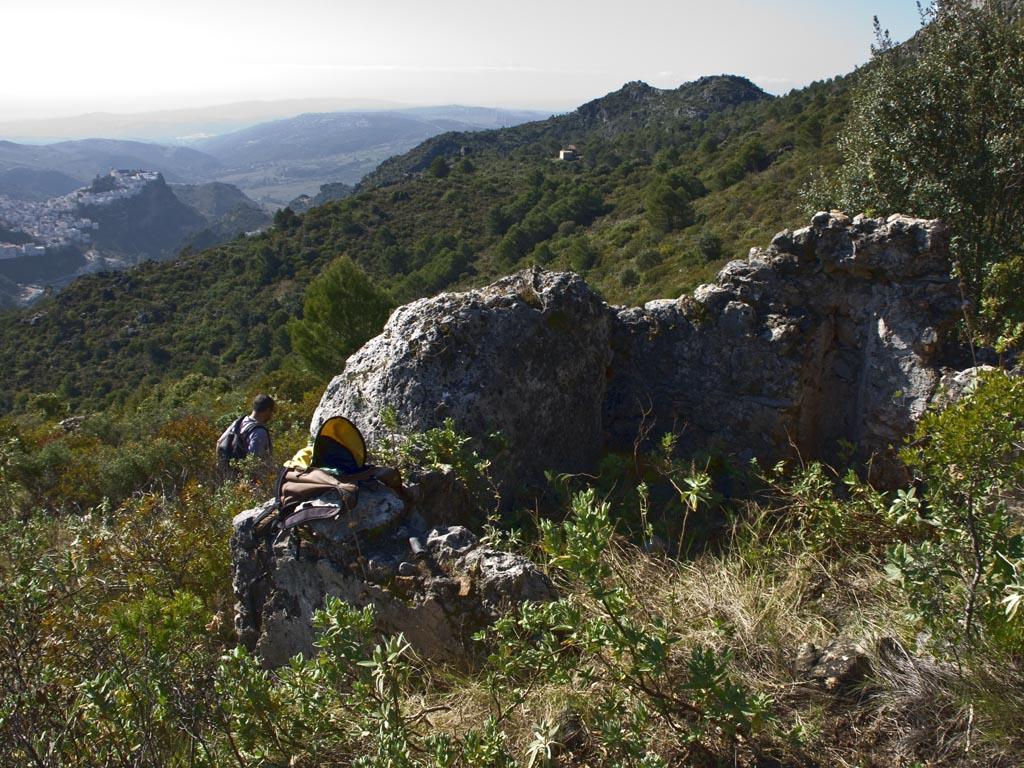 Antiguo lagar en Sierra Crestellina (Casares)