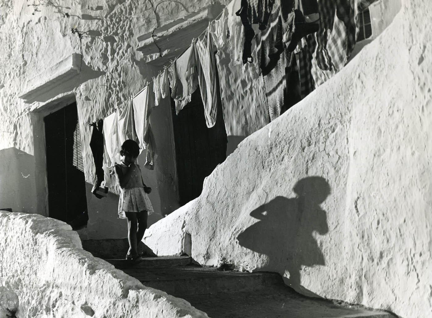 Casares, década de 1960 (Fotografía: Manuel Fdez. Mota)