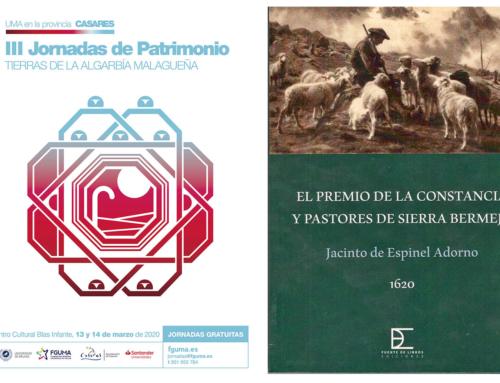 Las III Jornadas de Patrimonio se dedican al Condado de Casares