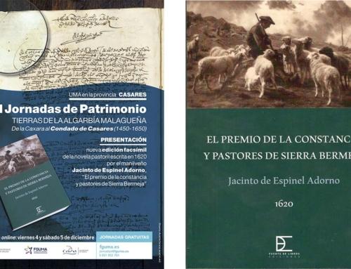 Sierra Bermeja y el Condado de Casares, protagonistas de las III Jornadas de Patrimonio de Casares