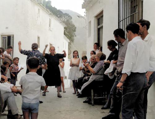 El Flamenco en el V Homenaje a los Símbolos Andaluces (Casares, 2021)