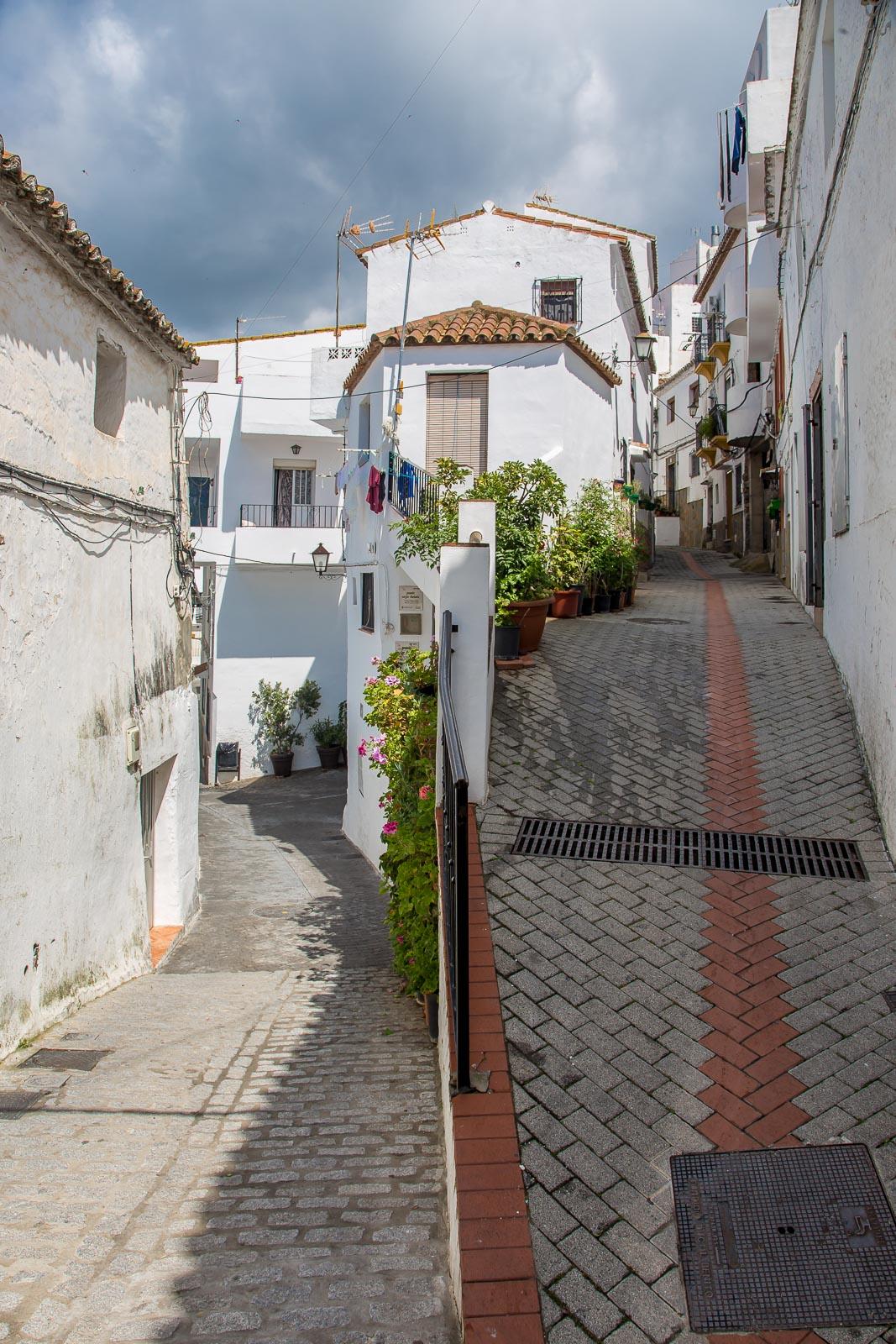 Calles de los Barrios Bajo y Alto (Casares)