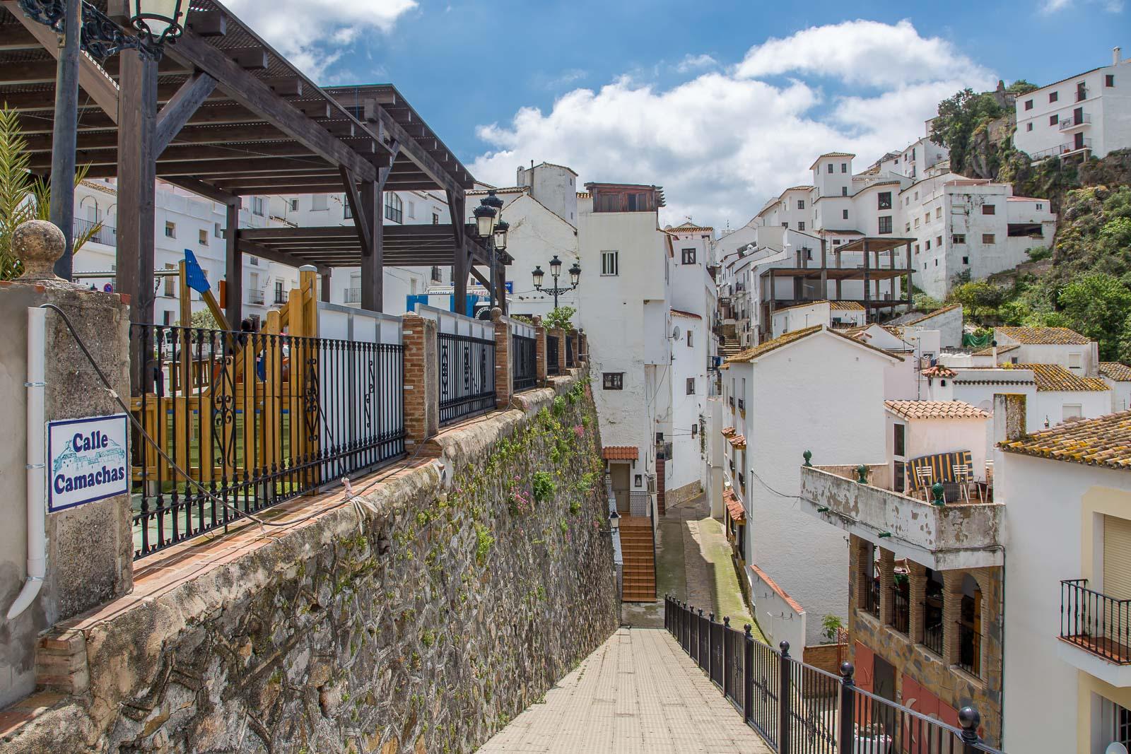 Calle de Camachas (Casares )