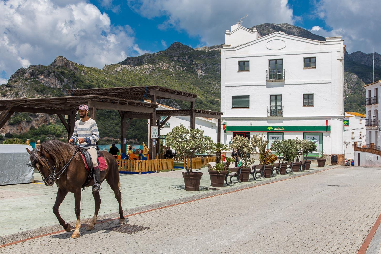 Calle de la Carrera (Casares)