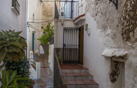 Calle del Chorrete (Casares)