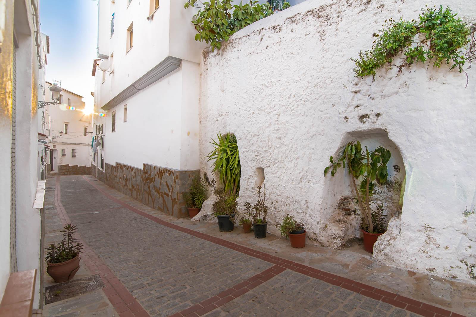 Calle de Copera (Casares)