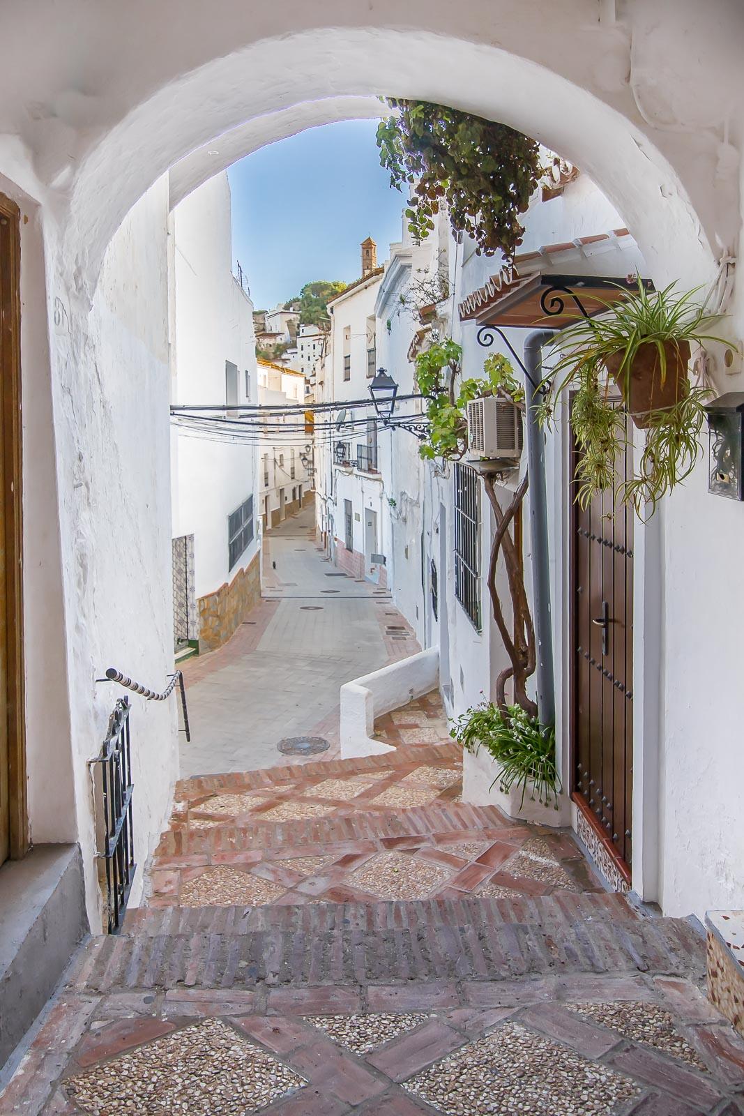 Calle de la Fuente (Casares)