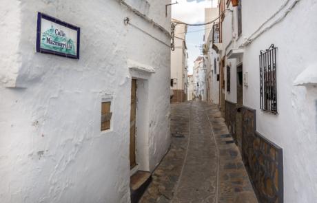 Calle Mazmorrilla (Casares)