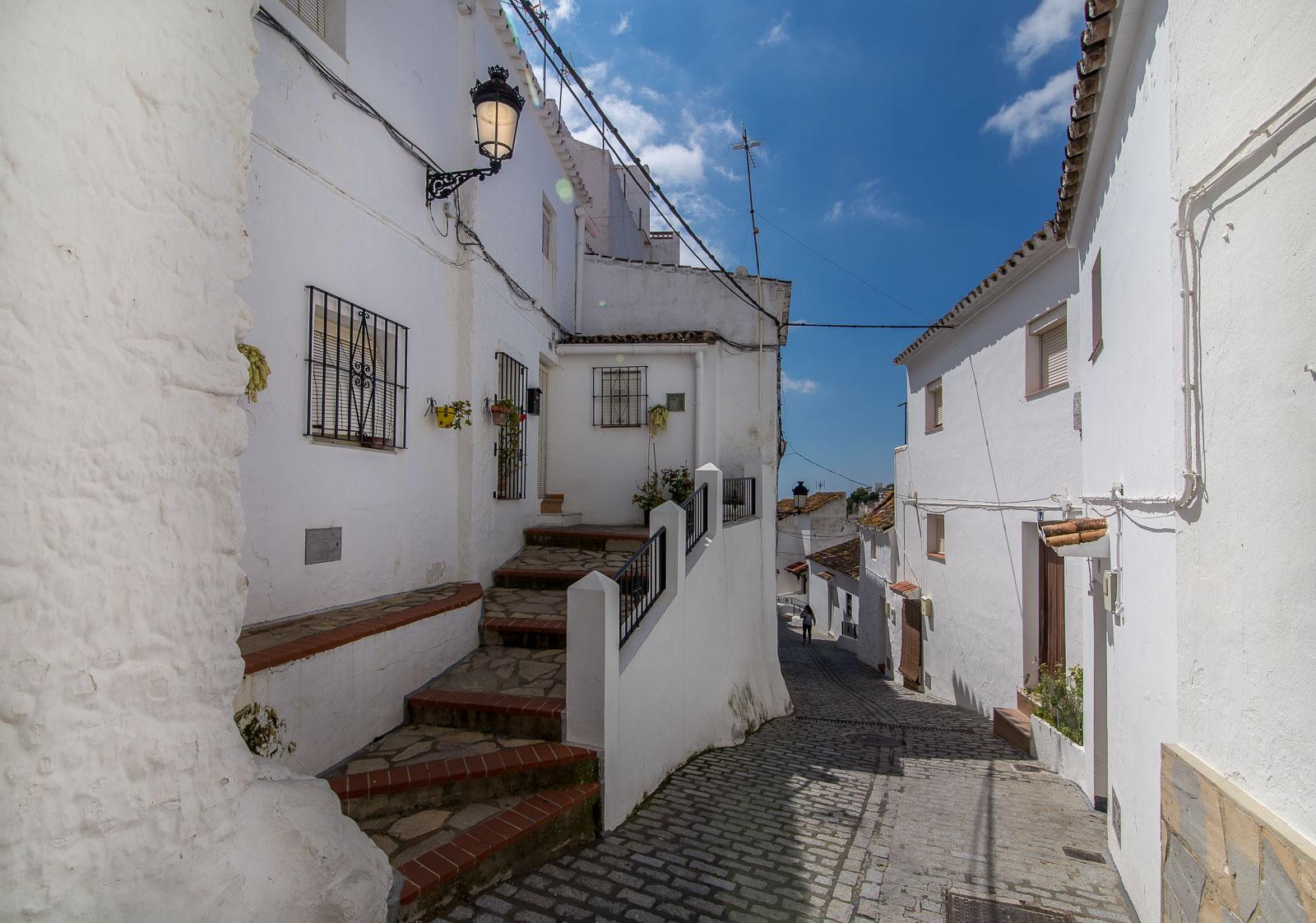 Calle del Monte (Casares)