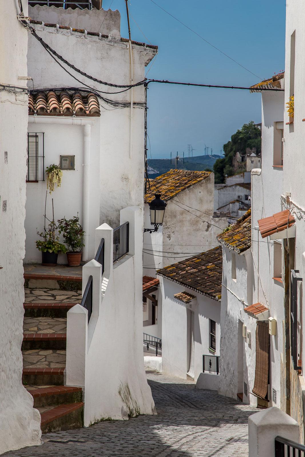 Calle Monte (Casares)