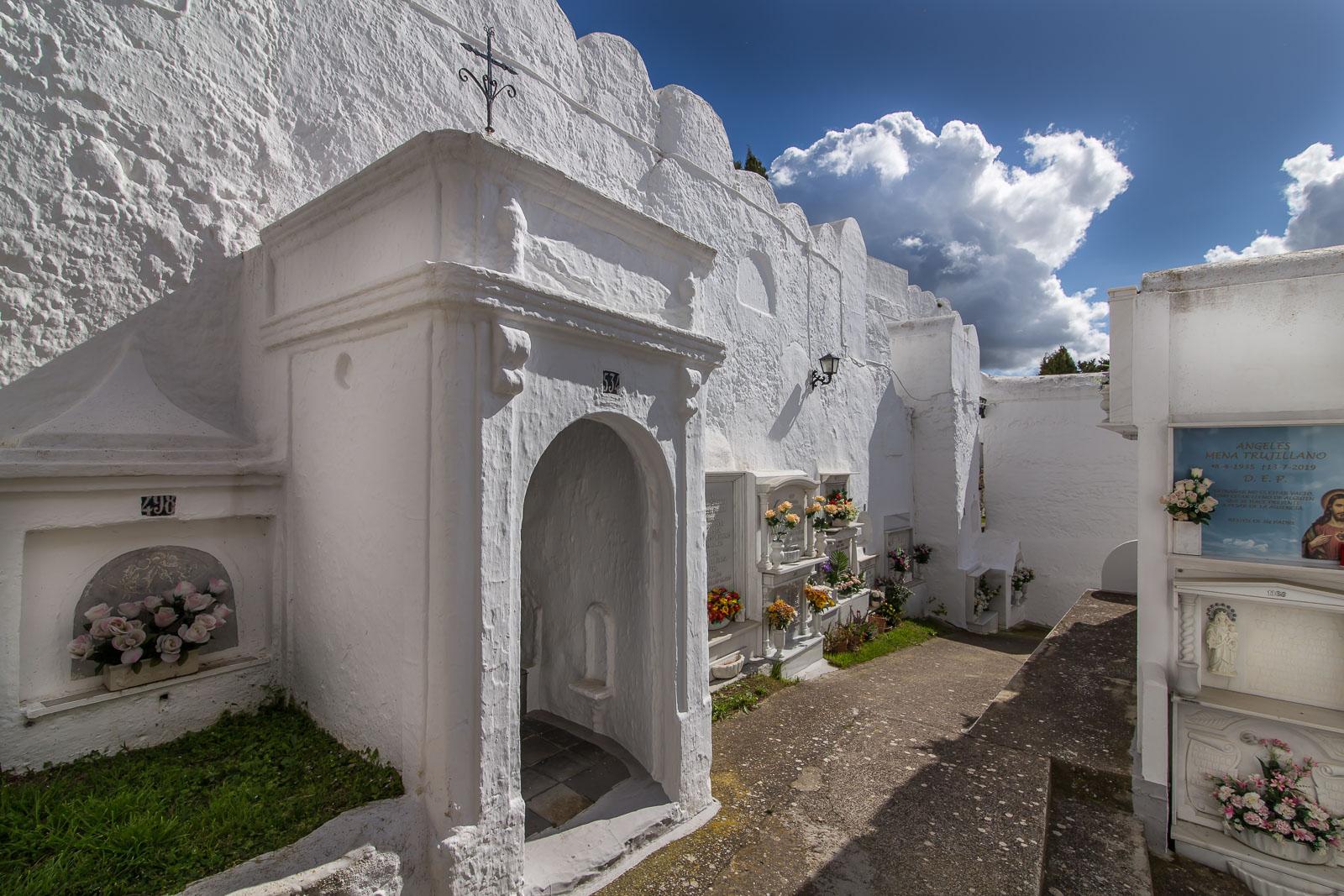Cementerio de Casares