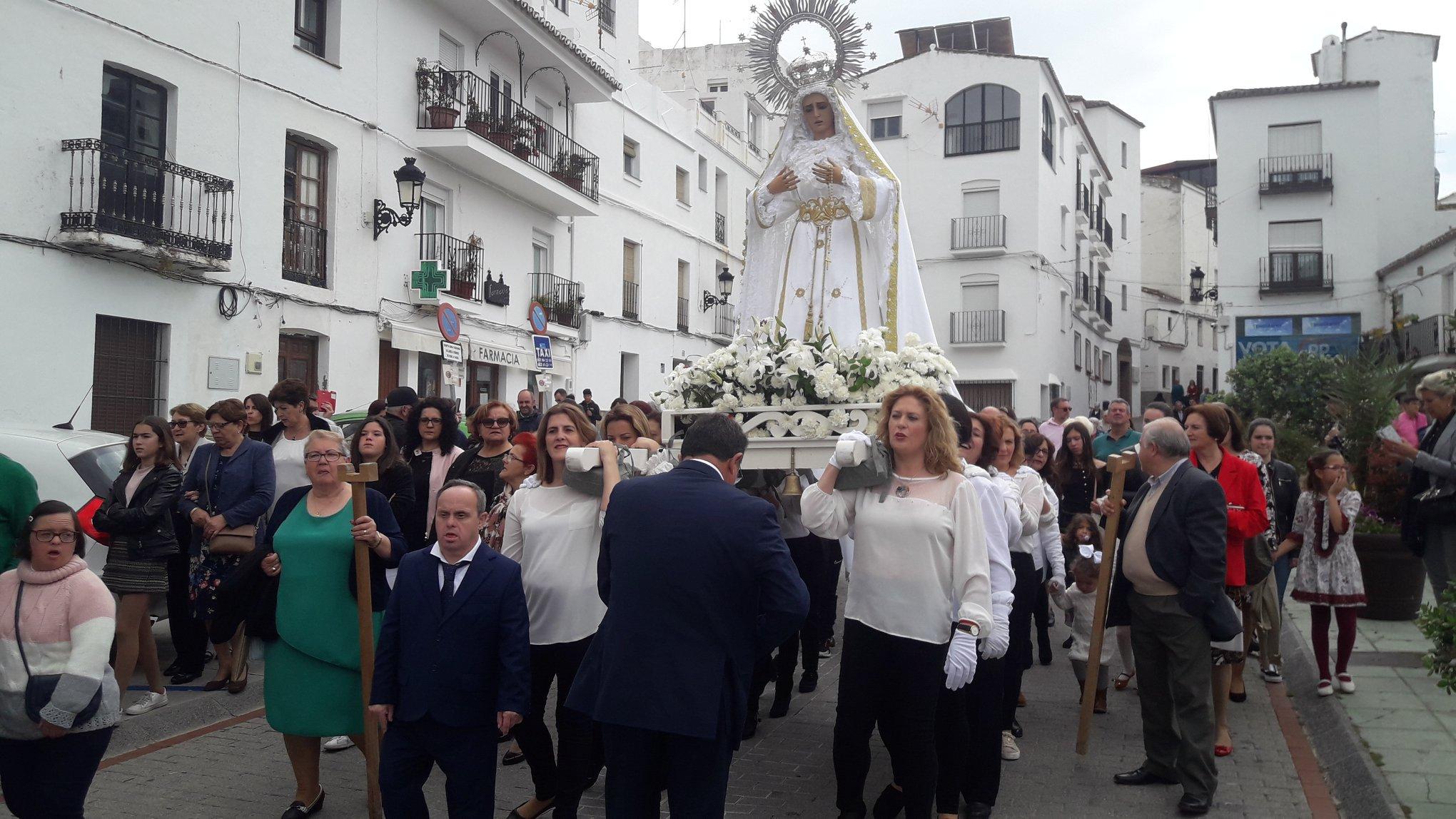 Romería Virgen del Rosario (Casares)