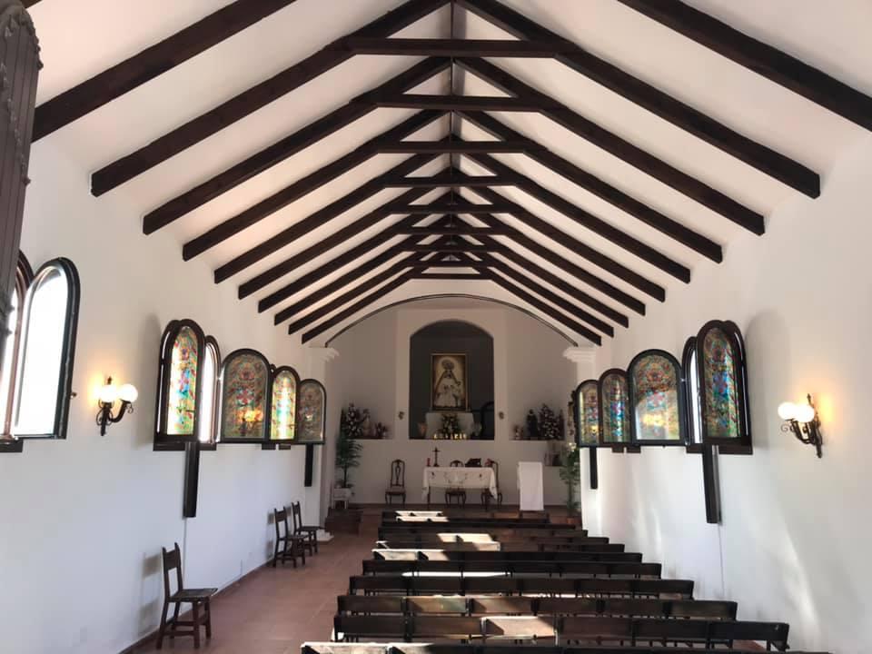 Ermita Virgen del Rosario (Casares