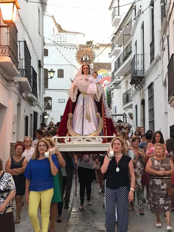 Romería de Ntra. Sra. del Rosario del Campo (Caares)
