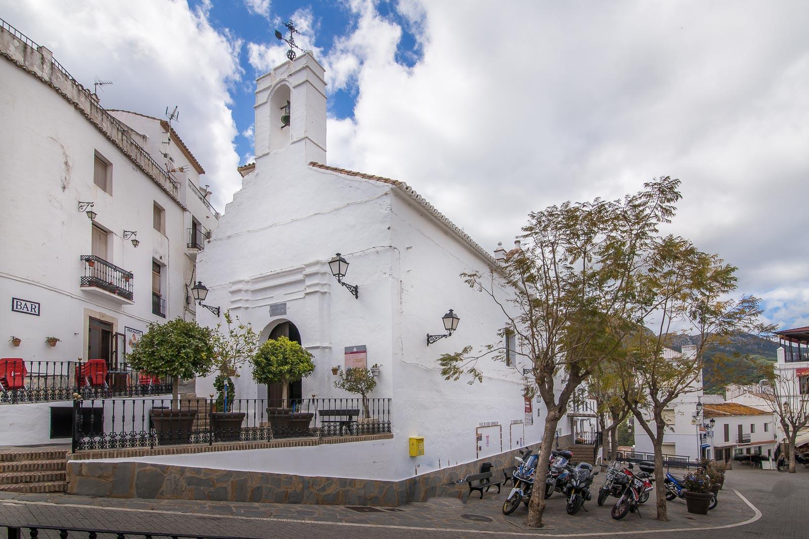 Ermita de San Sebastián (Casares)