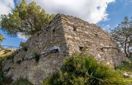 Fuerte de Quirós (o de Ballesteros), Casares