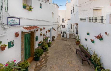 Calle de Huertezuela (Casares)