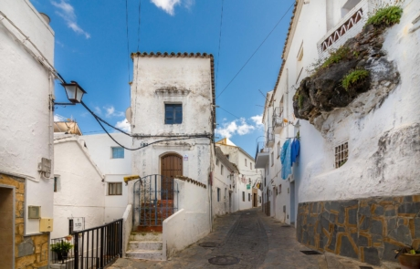 Casco histórico de Casares