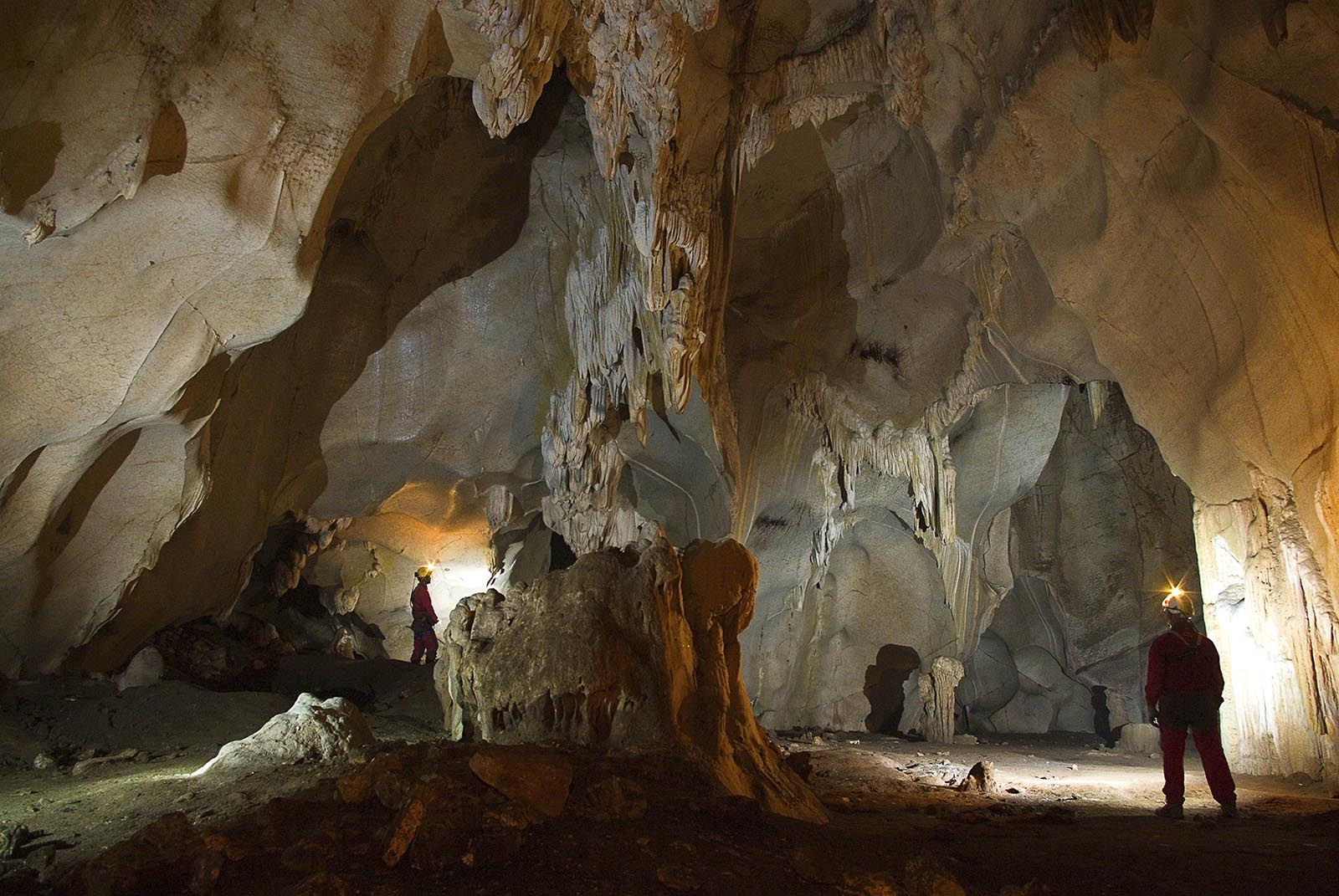 Cueva del Gran Duque (Sierra de la Utrera, Casares)