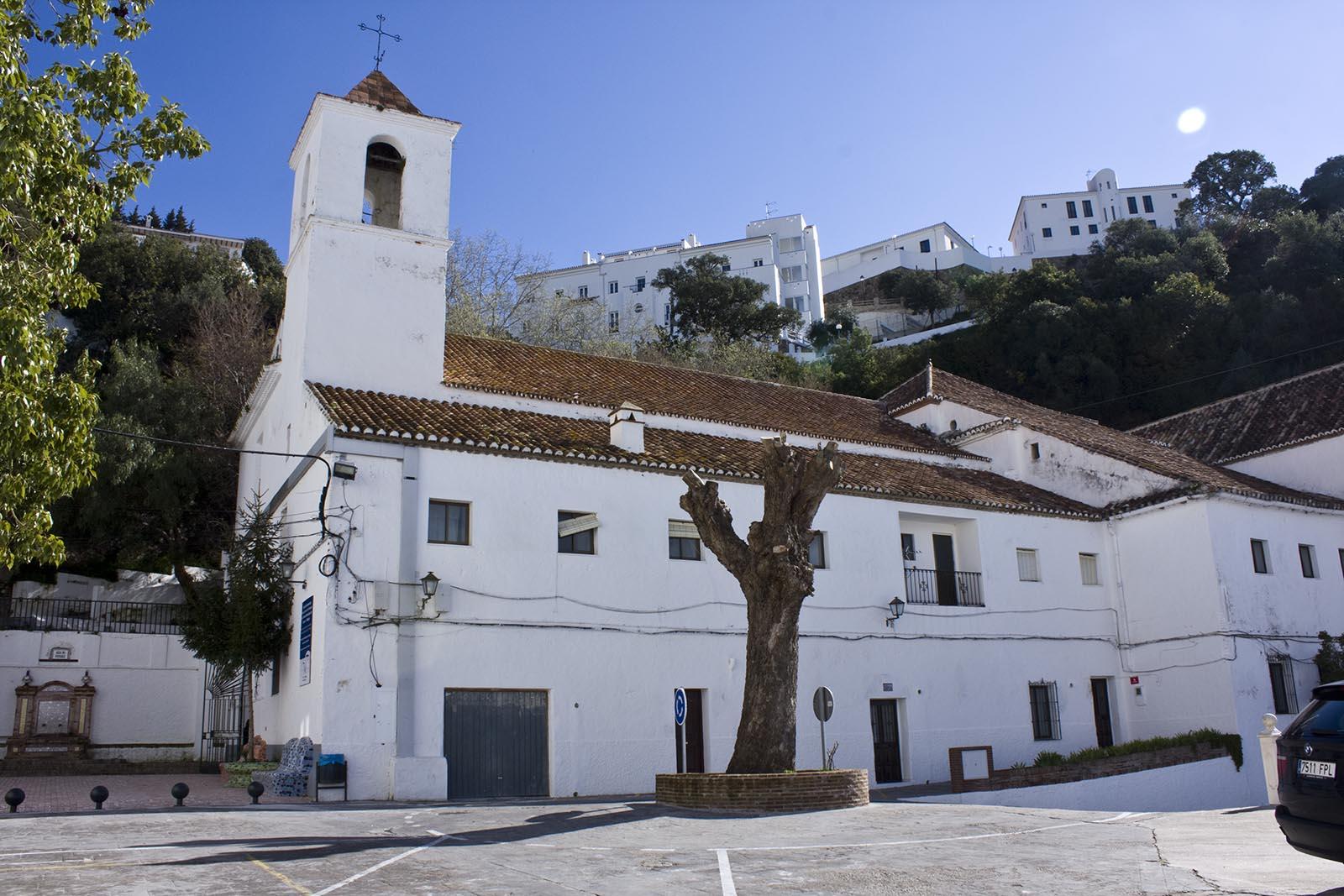 Iglesia de Ntra Sra de la Encarnación (Casares)