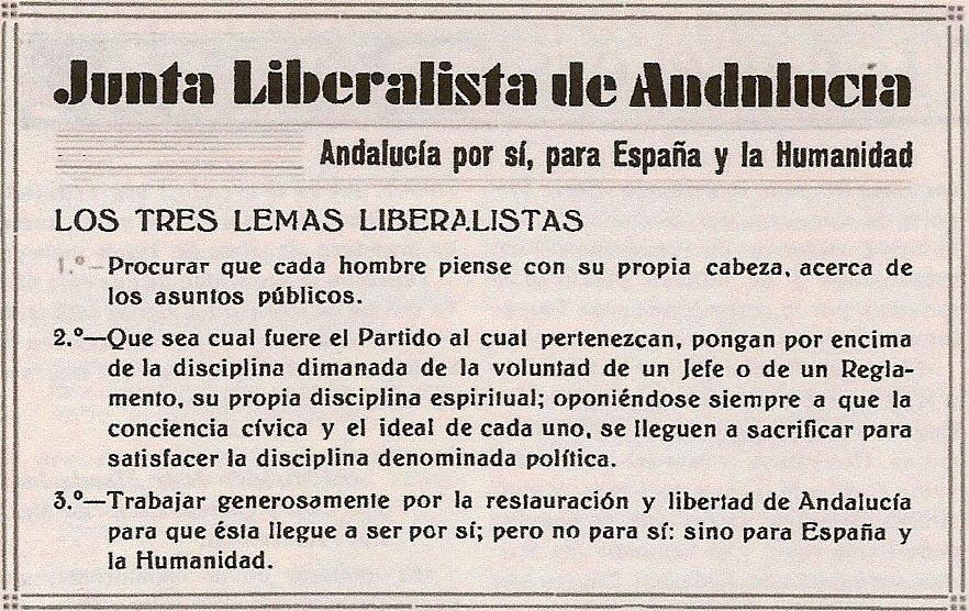 Junta Liberalista de Andalucía