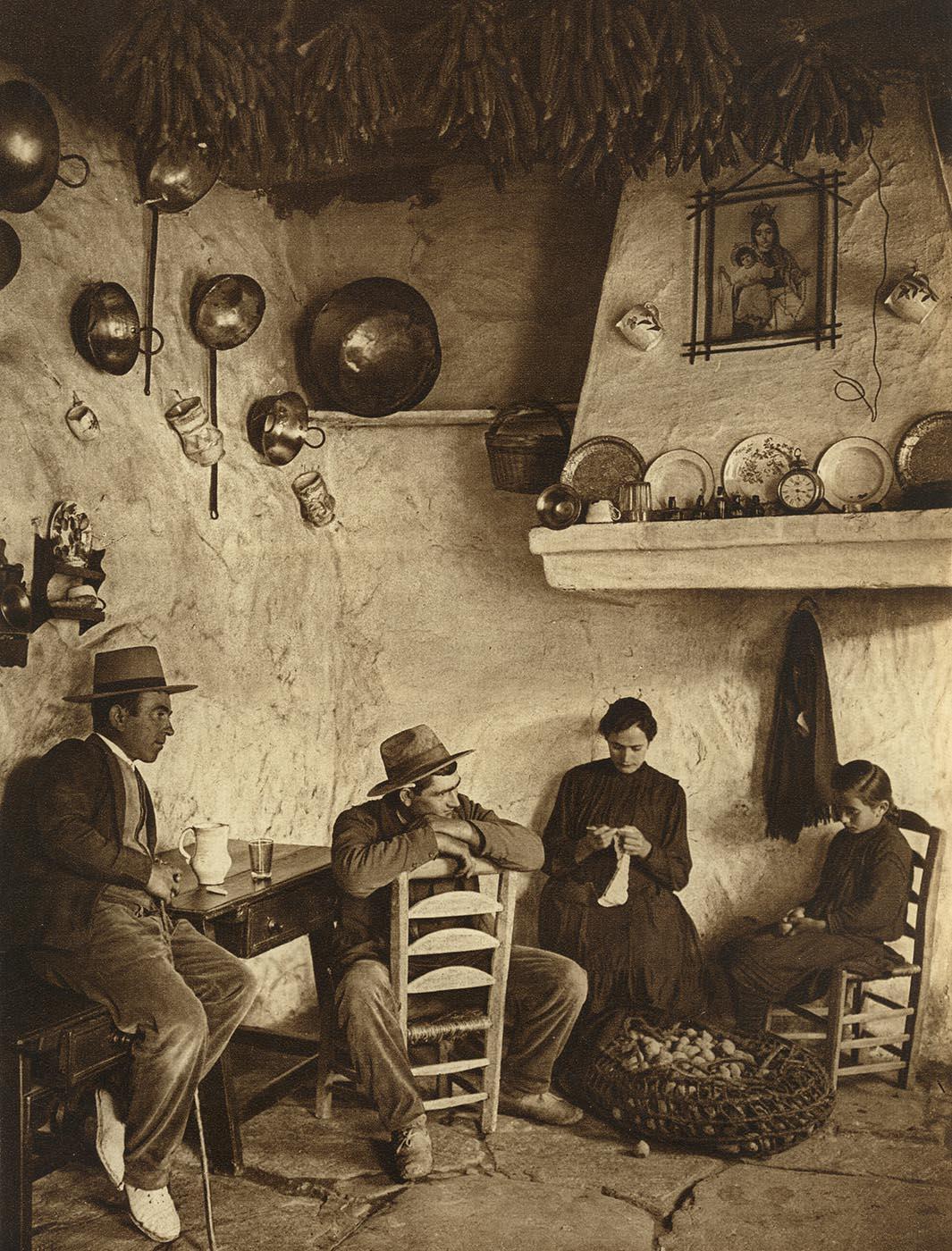 Kurt Hielscher. Sierra Nevada (1914-1915)