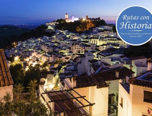 Rutas con historia por el casco urbano de Casares. Verano de 2021