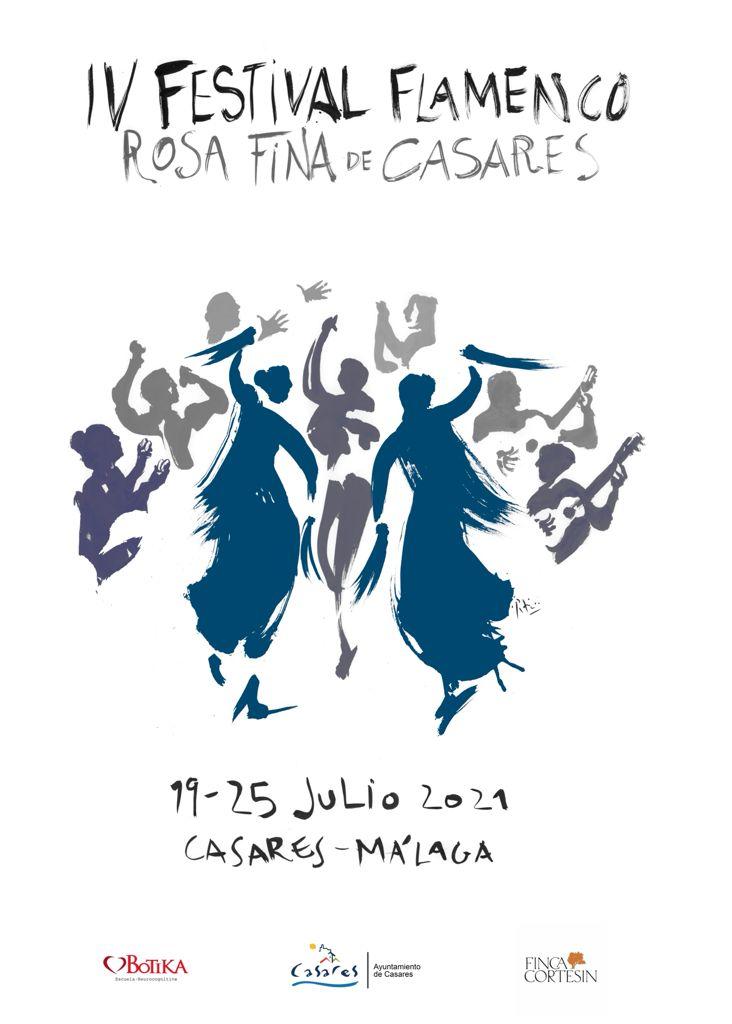 Festival Flamenco Rosa Fina de Casares