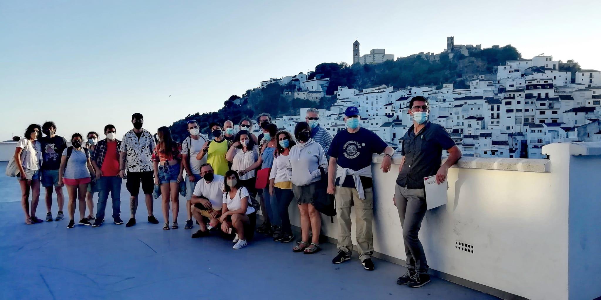 Rutas con historia. Con Barrio Vivo (Algeciras)