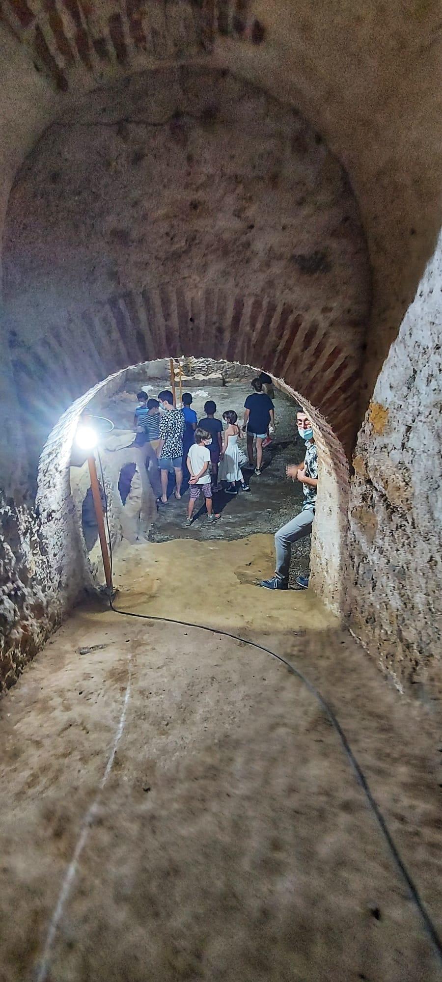Rutas con historia. En la cripta del convento de Casares