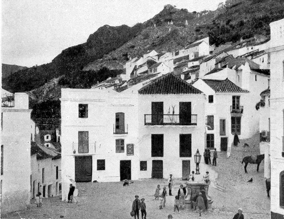 Casares, 1934 (Archivo Temboury)